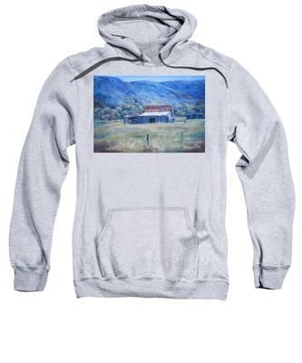 Warby Hut Sweatshirt