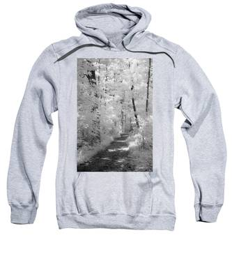 White Path Sweatshirt