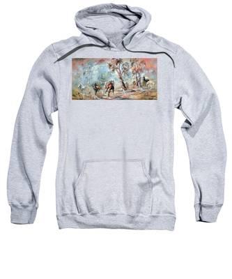 Wild Brumbies Sweatshirt