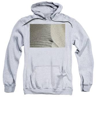 Wind Pattern Sweatshirt