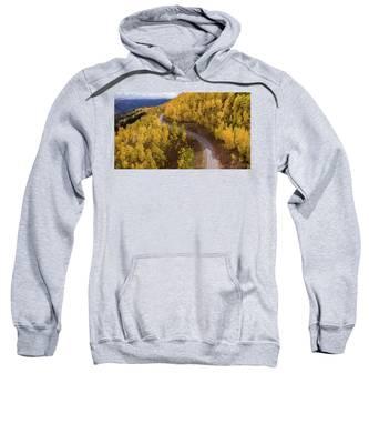 Winding Through Fall Sweatshirt