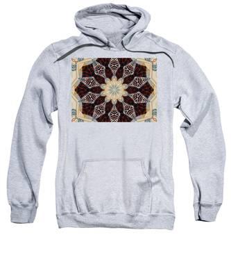 Woven Beauty Sweatshirt