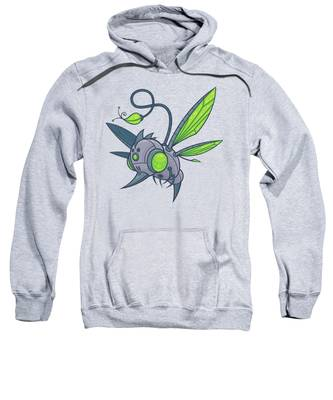 Honeybee Hooded Sweatshirts T-Shirts