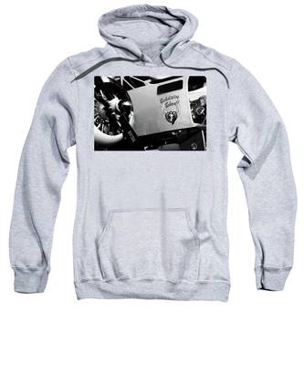Beech At-11 Bw Sweatshirt