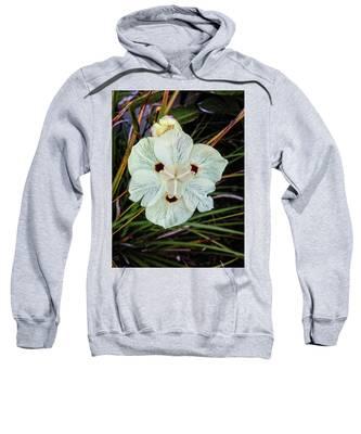 Caribbean Wildflower Sweatshirt