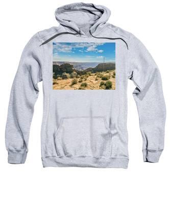 Eagle Rock, Grand Canyon. Sweatshirt