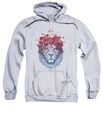 Botanical Hooded Sweatshirts T-Shirts