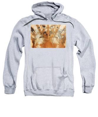 Decalcomania Hooded Sweatshirts T-Shirts