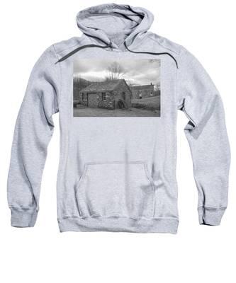 Lock House And Store - Waterloo Village Sweatshirt