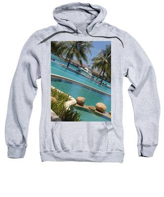 Ocean Hooded Sweatshirts T-Shirts