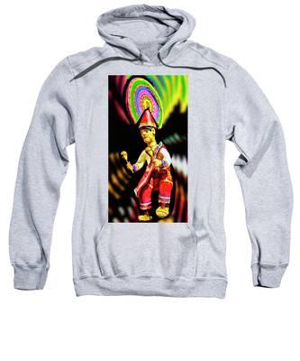 Mayan Dancer Sweatshirt