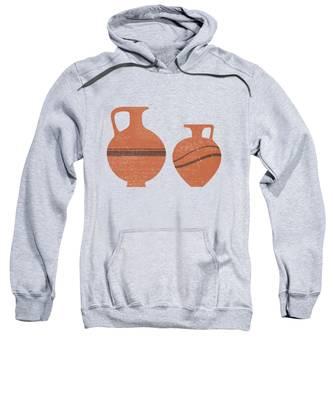 Vase Hooded Sweatshirts T-Shirts