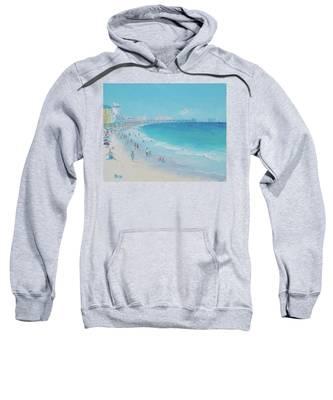 Myrtle Beach And Springmaid Pier Sweatshirt