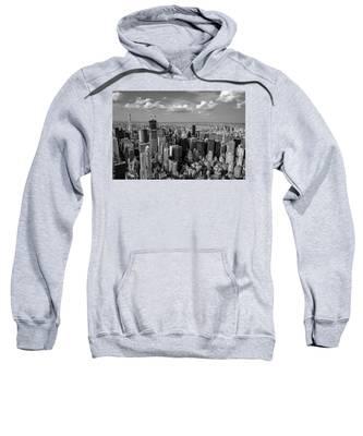 New York City Empire State Building Sweatshirt