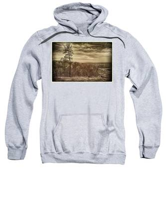 Sepia Sunset Sweatshirt