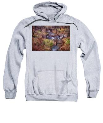 Sinoquippie Run Sweatshirt