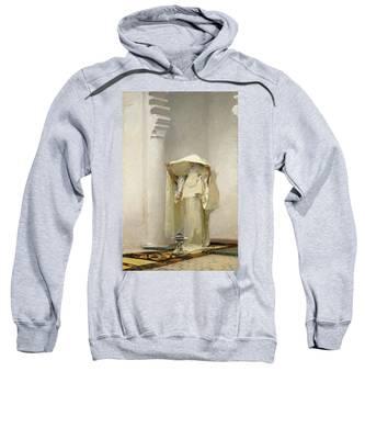 John Singer Sargent Hooded Sweatshirts T-Shirts