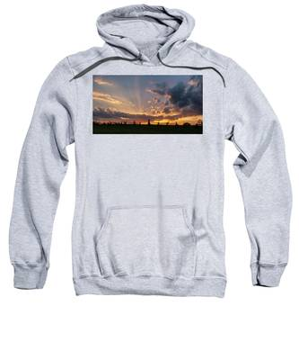 Sunrays At Sunset Sweatshirt