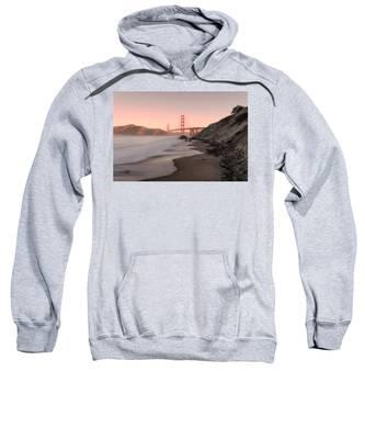 Sunrise In San Fransisco- Sweatshirt