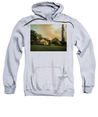 Sunrise Through The Haze Sweatshirt