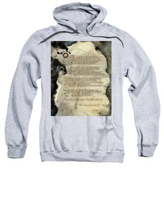 The Tale Of Two Wolves Sweatshirt