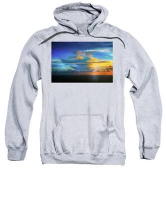Thunder At Sun Set Sweatshirt