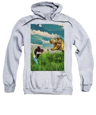 Wildlife Photographer  Sweatshirt