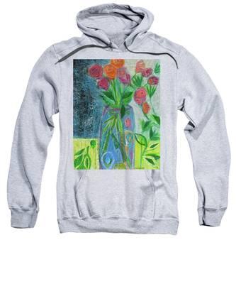 A-rose-atherapy Sweatshirt