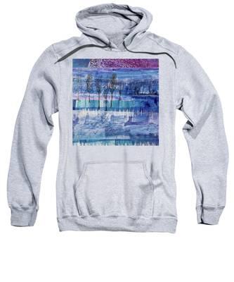 Winter Blues 1 Sweatshirt
