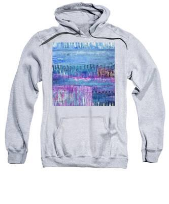 Winter Blues 3 Sweatshirt