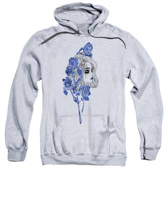 Elly Hooded Sweatshirts T-Shirts