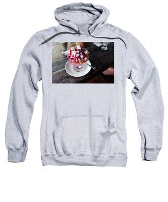 Glass Hooded Sweatshirts T-Shirts