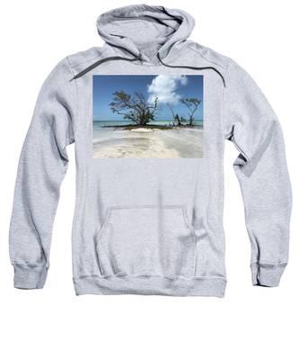 Beachy Hooded Sweatshirts T-Shirts