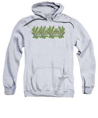 Botanic Gardens Hooded Sweatshirts T-Shirts