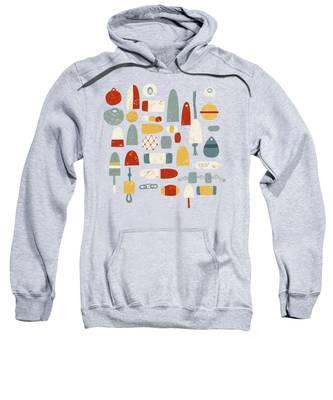Boats Hooded Sweatshirts T-Shirts