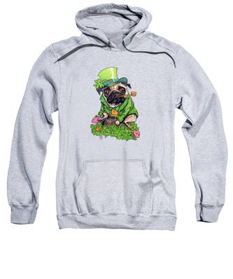 St. John Hooded Sweatshirts T-Shirts