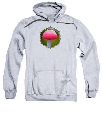 Basidiomycota Hooded Sweatshirts T-Shirts