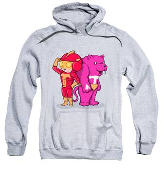 Jingle Hooded Sweatshirts T-Shirts