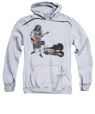 Busker Hooded Sweatshirts T-Shirts