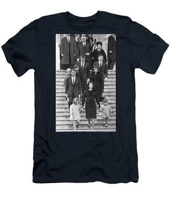 John Kennedy Jr  T-Shirts | Fine Art America