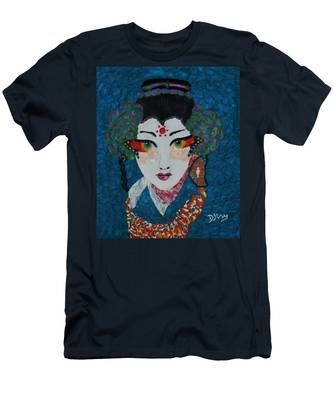 Kabuki Men's T-Shirt (Athletic Fit)