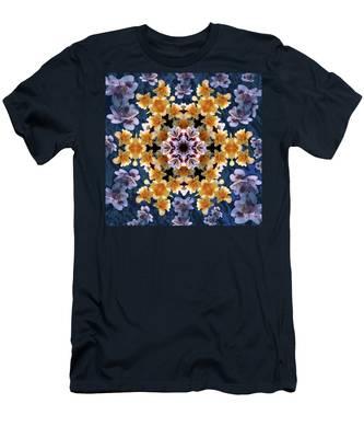 Mandala Alstro Men's T-Shirt (Athletic Fit)