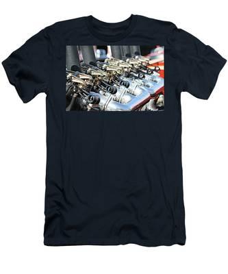 Miss Detroit IIi V-12 Men's T-Shirt (Athletic Fit)
