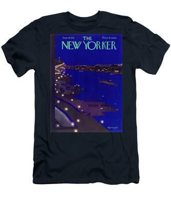 New Yorker September 19 1934 Men's T-Shirt (Athletic Fit)