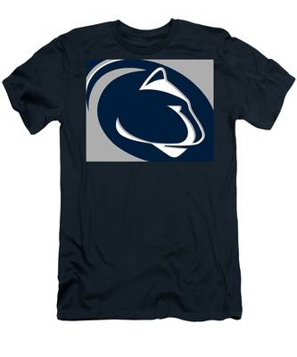 Penn State Nittany Lions Men's T-Shirt (Athletic Fit)
