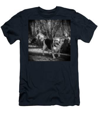 Roscoe Men's T-Shirt (Athletic Fit)