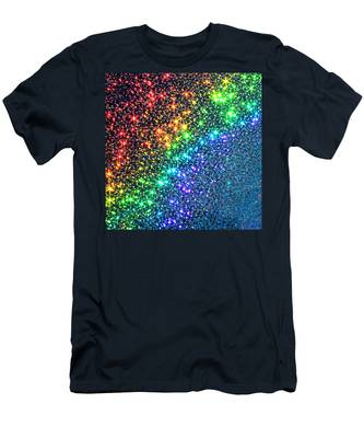 Song Of The Stars Men's T-Shirt (Athletic Fit)