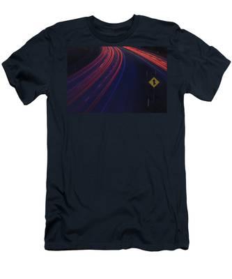 Trail Blazing Men's T-Shirt (Athletic Fit)