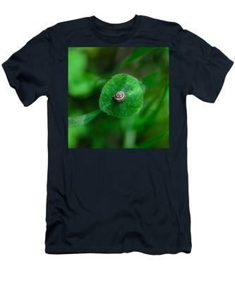 Men's T-Shirt (Athletic Fit) featuring the photograph Islet by Michael Goyberg