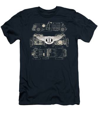 Bentley Motors T-Shirts